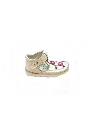 Despina Vandi Bebe İlkadım Deri Ayakkabı Dbb 308-1