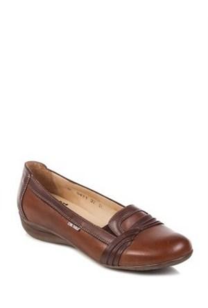King Paolo Kadın Günlük Deri Ayakkabı D5471