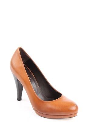 Gön Deri Kadın Ayakkabı 20189