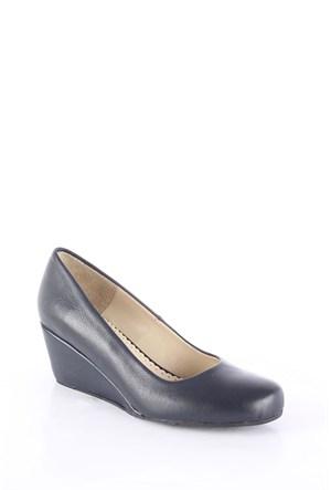 Gön Deri Kadın Ayakkabı 22353