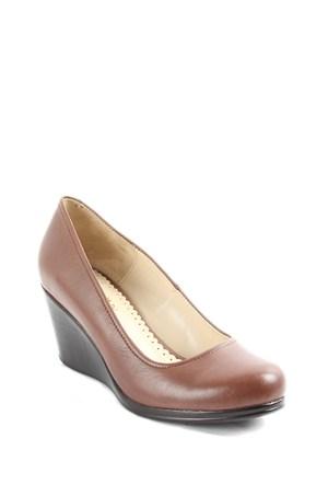 Gön Deri Kadın Ayakkabı 23143