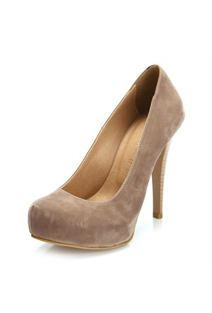 Sothe Zy-2070 Kadın Platformlu Ayakkabı