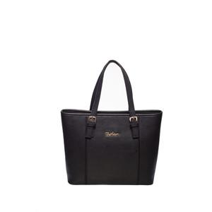 Fashion Bags Omuz Çantası Siyah SG8634-SOFT SİYAH - Siyah