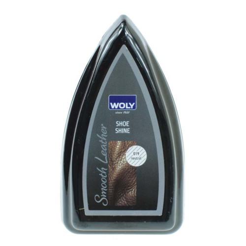 Woly Shoe Shine Deri Parlatici Sünger Renksiz Bakım Malzemeleri