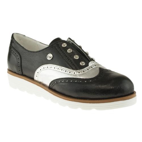 Pierre Cardin 46114 Tasli Oxford Siyah Kadın Ayakkabı