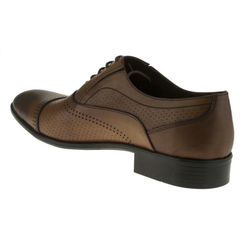 Pierre Cardin 3020 Igne Baski Klasik Taba Erkek Ayakkabı