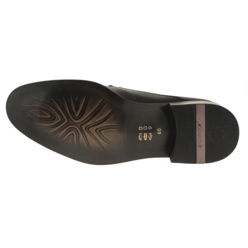 Fosco 3568 Bağlı Kasik Siyah Erkek Ayakkabı