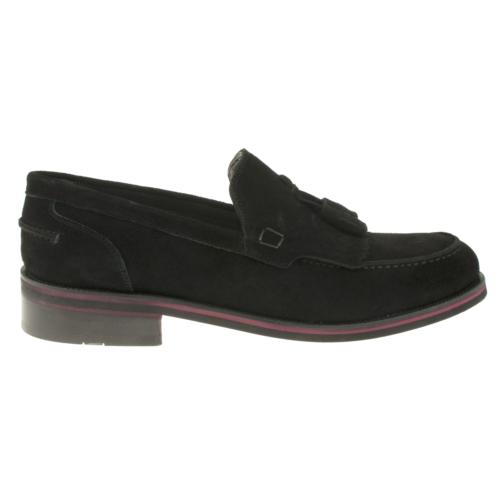 Fosco 6080 Puskul Toka Kalsik Siyah Erkek Ayakkabı