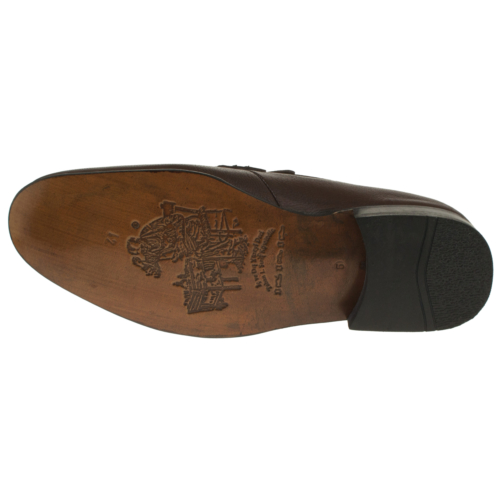 Banner 065-1 Saracli Mokasen Kahverengi Erkek Ayakkabı