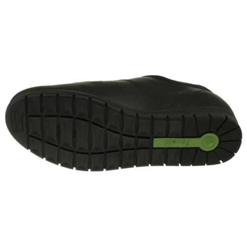 Forelli 23415 Tek Cirt Comfort Siyah Kadın Ayakkabı