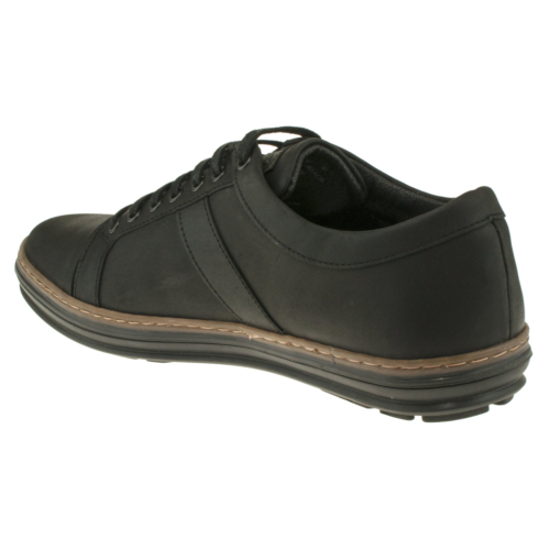 Lumberjack Zegnum Crz Bağlı Casuak Siyah Erkek Ayakkabı