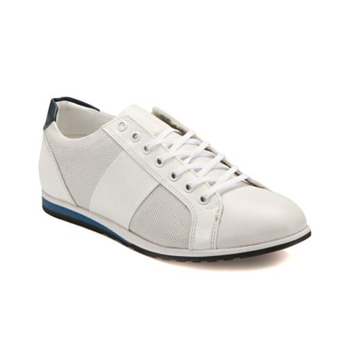 Oxide Ryon M 1910 Beyaz Erkek Deri 345 Ayakkabı