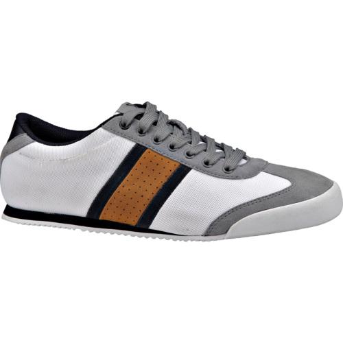 Kinetix 1231117 Beyaz Lacivert Hardal Erkek Sneaker