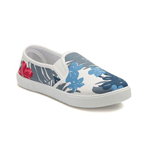 Carmens 61.353821Fz Beyaz Kadın Ayakkabı
