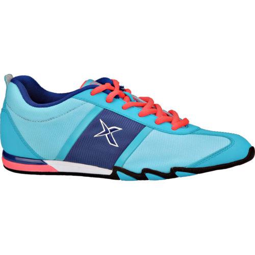Kinetix 1235370 Mavi Saks Pembe Kadın Fitness Ayakkabısı