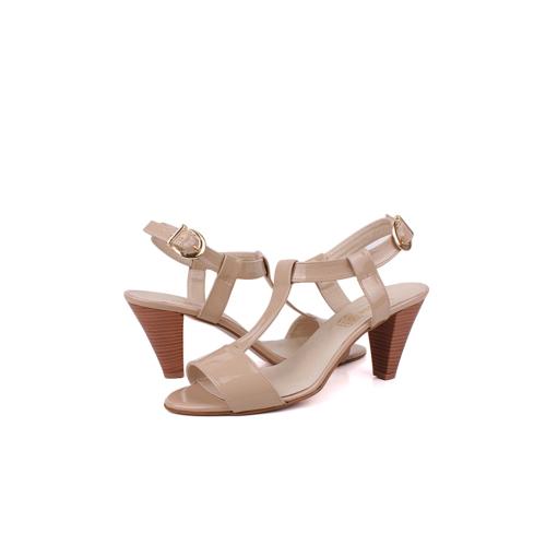 Loggalin 375747 031 320 Kadın Vizon Günlük Ayakkabı