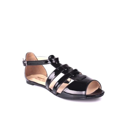 Loggalin 785001 031 020 Kadın Siyah Sandalet