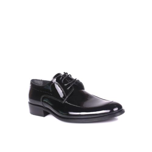 Erkan Kaban 352643 045 020 Erkek Siyah Klasik Ayakkabı