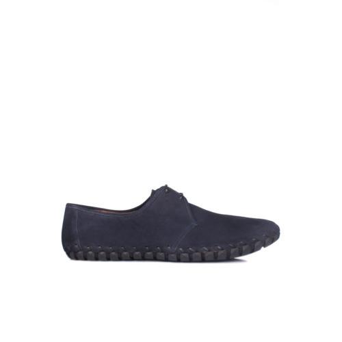 Erkan Kaban 350102 045 425 Erkek Lacivert Havlu Nubuk Yazlık Ayakkabı