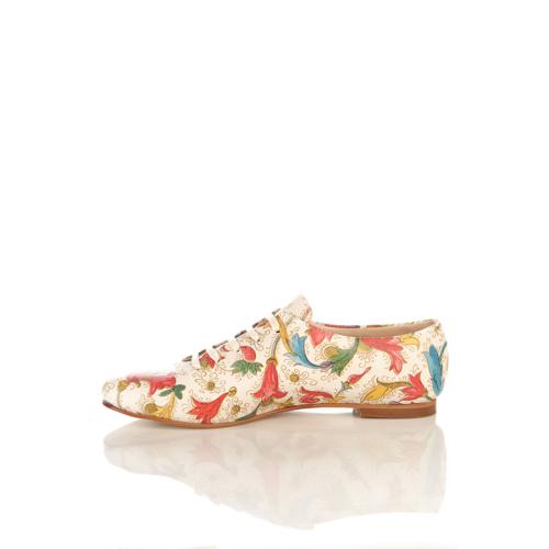 Los Ojo Srdr 006 Casual Bağcıklı Kadın Ayakkabı