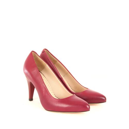 Gön Deri Kadın Ayakkabı 12354