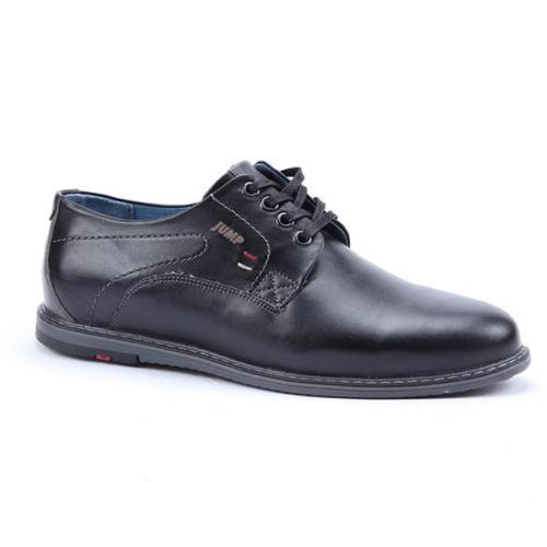 Jump 13461 Casual %100 Deri Ortopedik Taban Klasik Günlük Ayakkabı