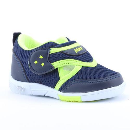 Jump 13604 Günlük Fileli Işıklı Cırtlı Erkek Çocuk Spor Ayakkabı