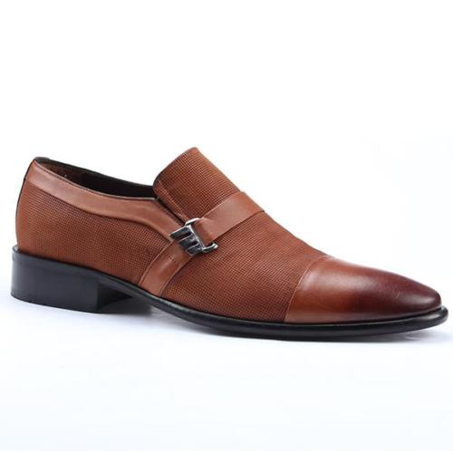 Nevzat Zöhre 1098 %100 Deri Günlük Klasik Erkek Ayakkabı