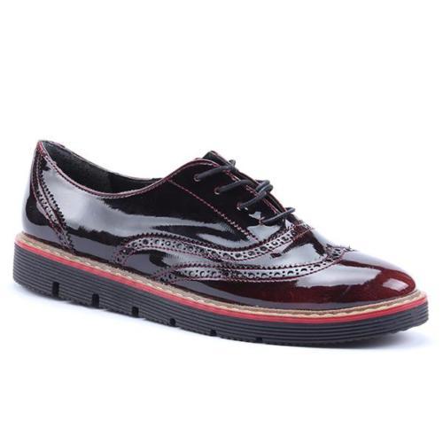 Rsl Günlük Oxford Rugan Kadın Ayakkabı