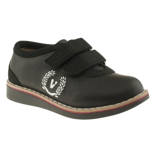 Vicco 951T479 Çift Cirt Siyah Çocuk Ayakkabı