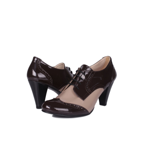 Loggalin Kadın Kahve Vizon Günlük Ayakkabı 375119 031 230