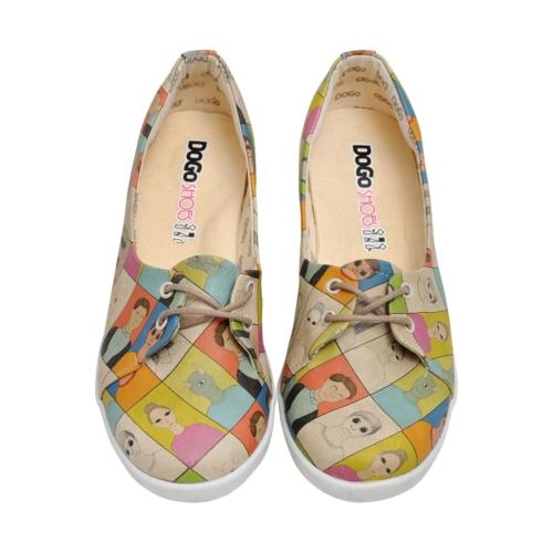 DogoStore Kadın Portraits Ayakkabı