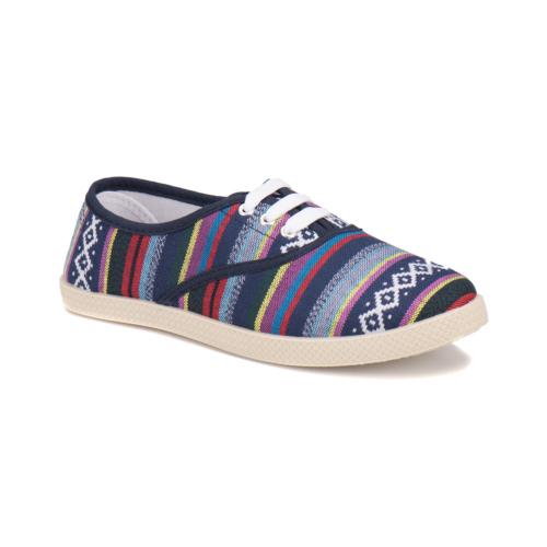 Polaris 61.353862.Z Lacivert Kadın Ayakkabı
