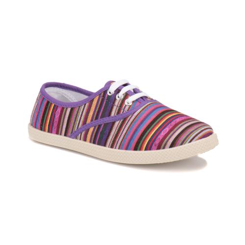 Polaris 61.353862.Z Mor Kadın Ayakkabı
