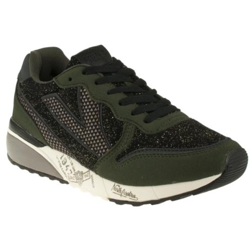 Jump 14011Z Bağlı Yeşil Kadın Spor Ayakkabı