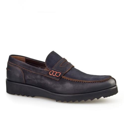 Cabani Floter - Erkek Ayakkabı Kahve Nubuk