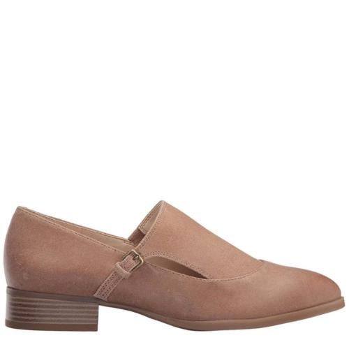 Nine West Nwnyessa Natürel Nubuk Ayakkabı