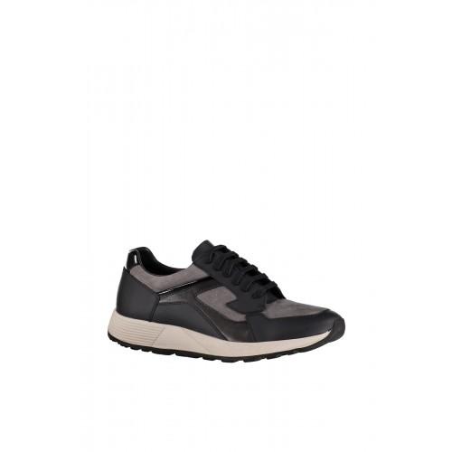 Elle Luando Erkek Ayakkabı Siyah Gri
