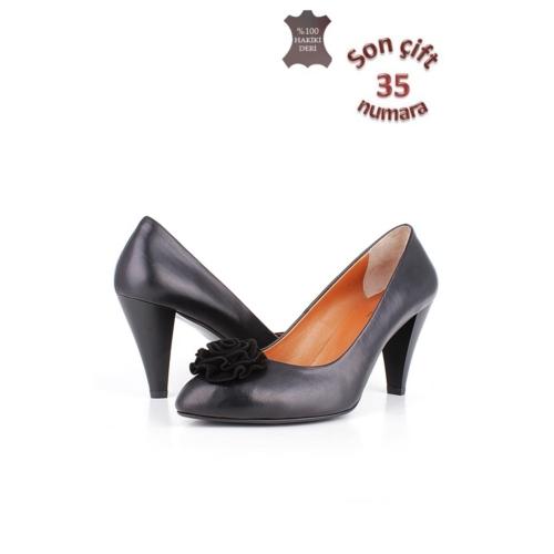 Romani 762003 031 013 Kadın Siyah Günlük Ayakkabı