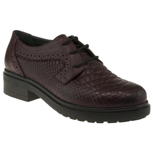 Greyder 55761 Zn Trendy Bordo Kadın Ayakkabı