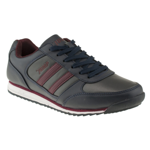 Jump 1724 Bağlı Lacivert Unisex Spor Ayakkabı