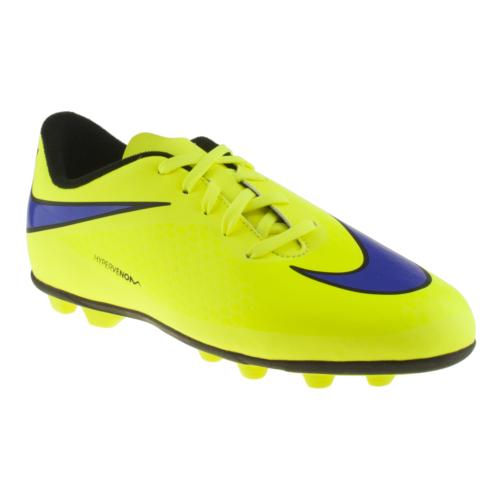 Nike 599809 Hypervenom Phade Fg Sarı Erkek Spor Ayakkabı