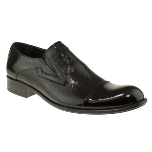 Banner 1018-1 Klasik Siyah Erkek Ayakkabı