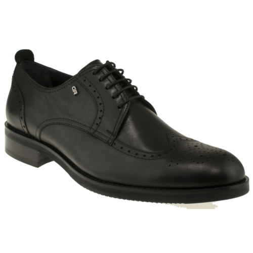 Greyder 60500 Klasik Siyah Erkek Ayakkabı