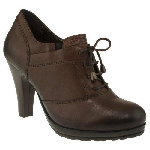 Greyder 55178 Zn Casual Taba Kadın Ayakkabı