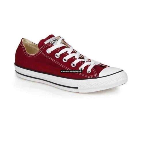 Converse Ayakkabı Bordo Kısa M9691-Ext