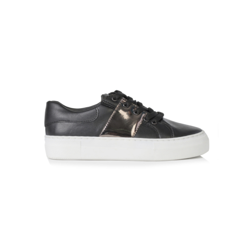 Ayakkabı - Siyah Platin - Zenneshoes