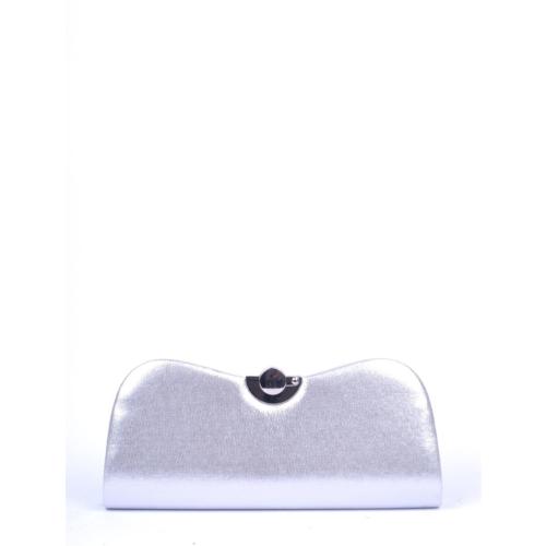 Berramore Simalore 8009-2 Gümüş Bayan Abiye Çanta