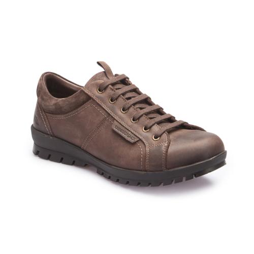 Lumberjack A3370099 Koyu Kahve Erkek Deri Ayakkabı