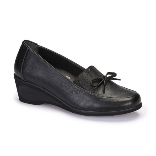 Polaris 5 Nokta 62.109026.Z Siyah Kadın Ayakkabı